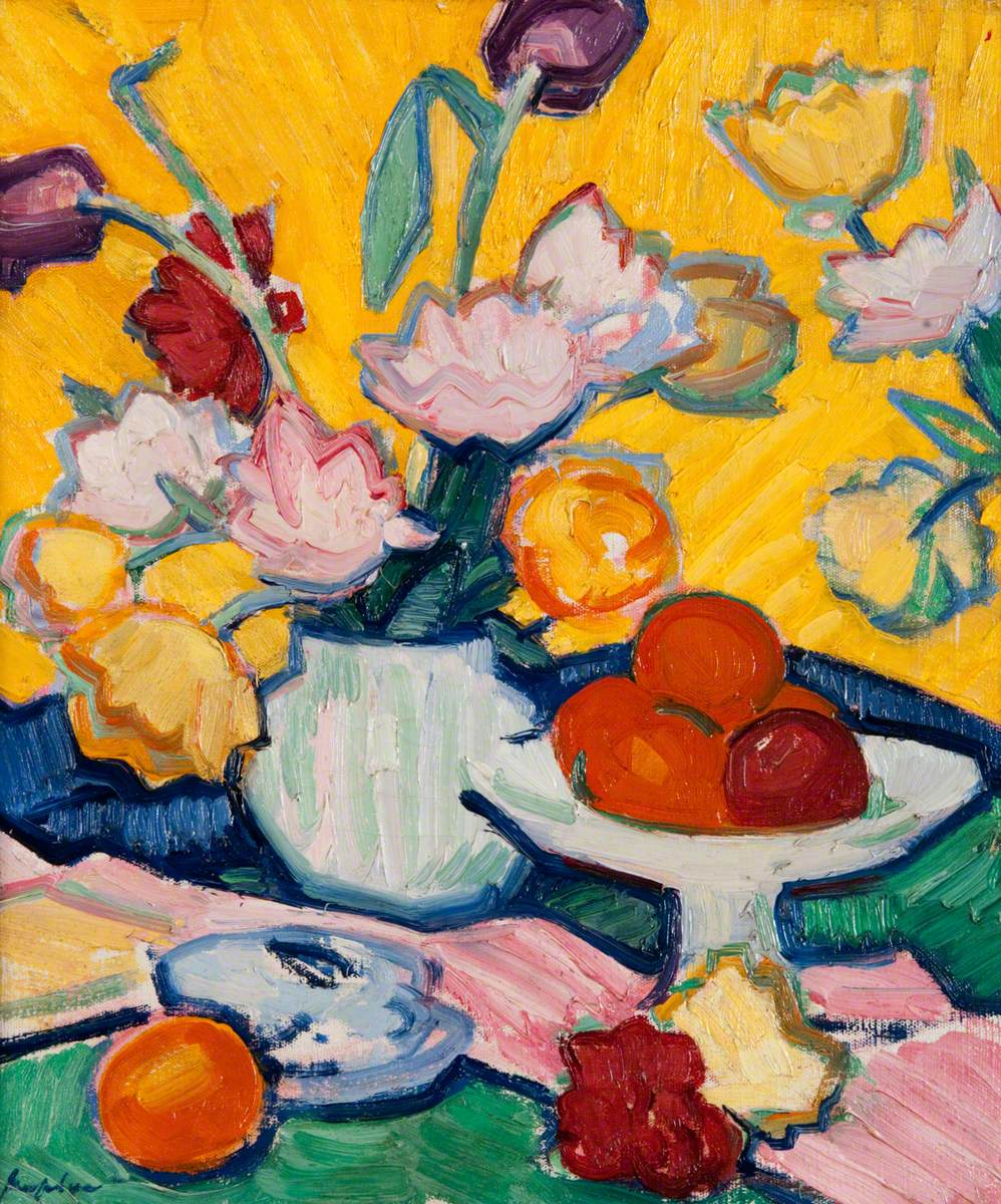 The Success Story of a Scottish Colourist