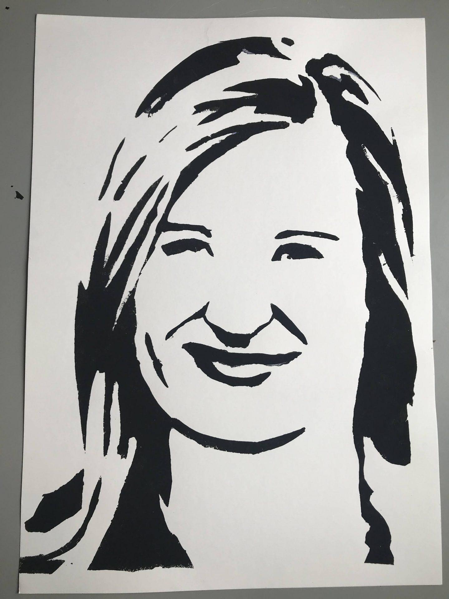 Jann Haworth's Utah Women's Mural