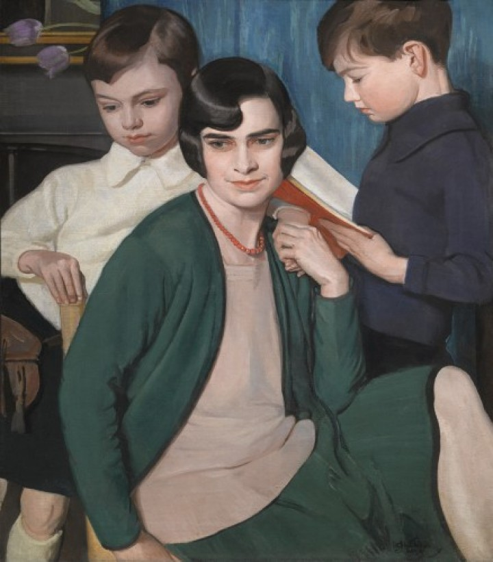 'Lockdown Loved Ones' for The Fleming Collection