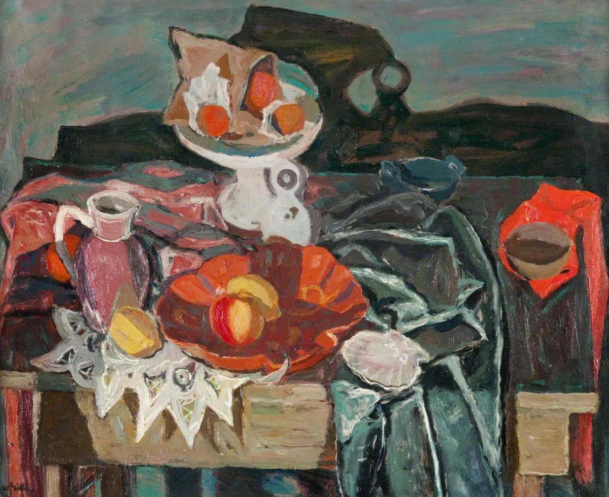 Modern Scottish Art Treasures in Greenock