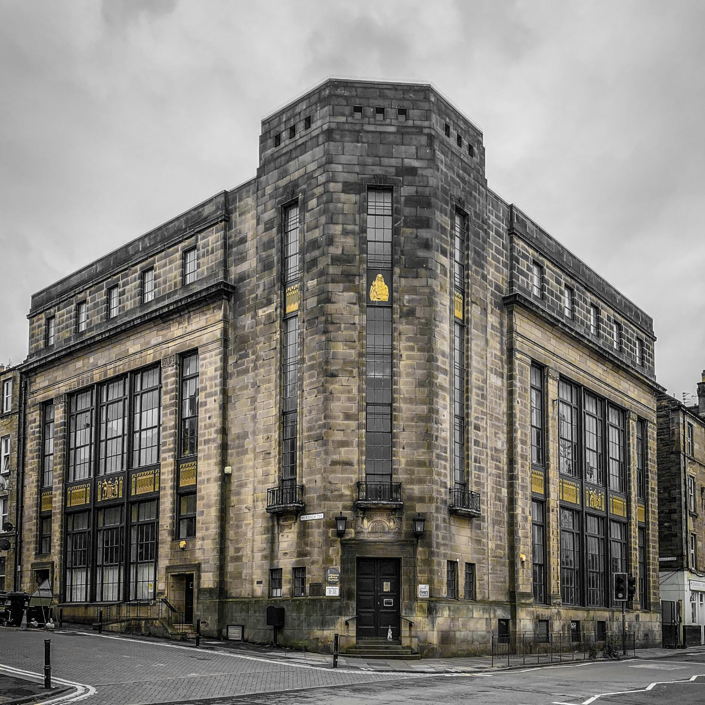 Fountainbridge Library and Doors Open Days 2020