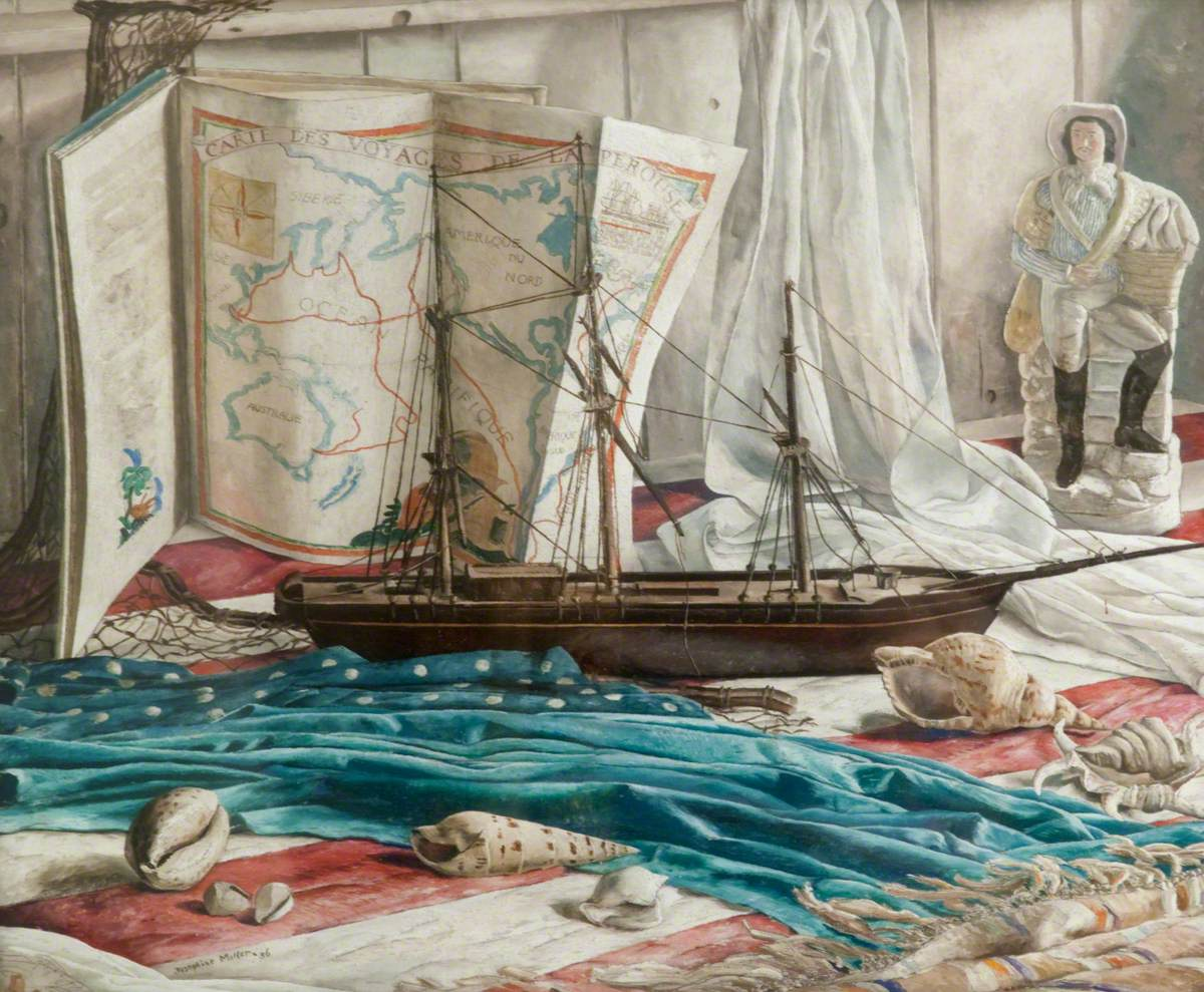 Four of the First: Women Pioneers at the Royal Scottish Academy