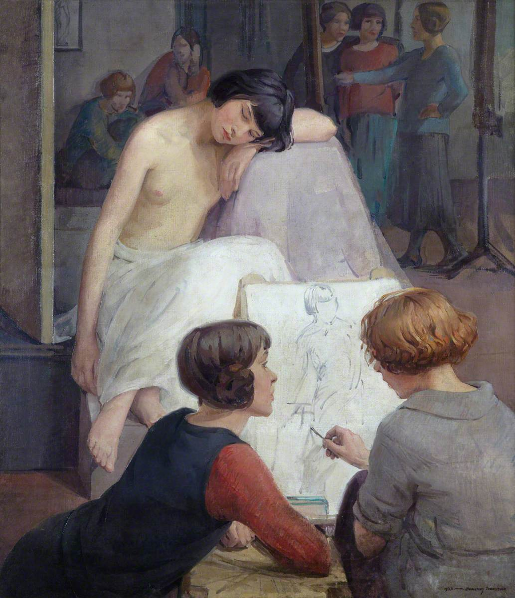 An (Almost) A to Z of Modern Scottish Women Artists