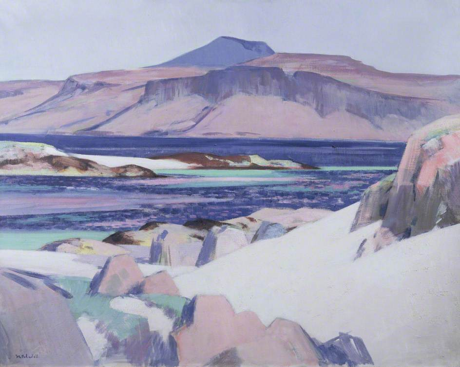 A Scottish Colourist Staycation